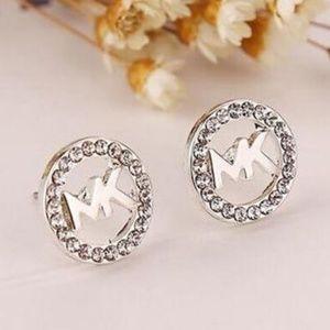 Michael Kors MK Women Diamonds Fashion Stud Earrin
